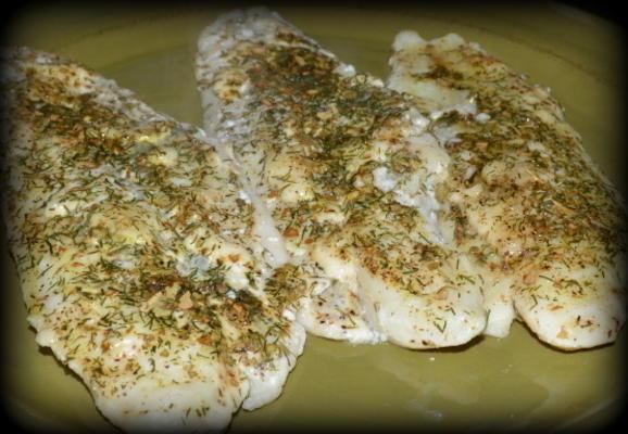 peixe assado de forno maine