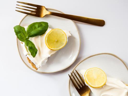torta de limonada (sem cozer)