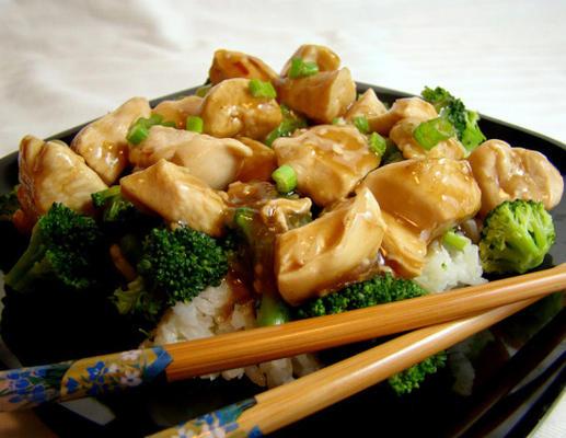 galinha geral chinesa - núcleo do ww