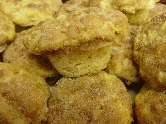 muffins snickerdoodle