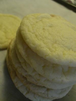 qualquer biscoito de mistura de sabor
