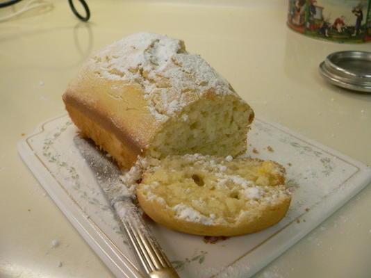 bolo de limão espanhol
