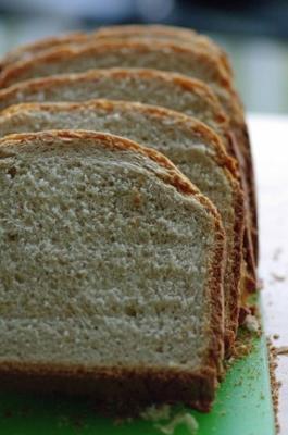 máquina de pão pão de trigo integral (baixo teor de gordura)