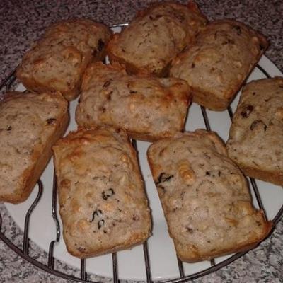 seus muffins favoritos de cereais