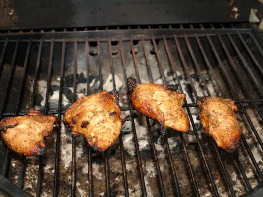 peitos de frango grelhado margarita