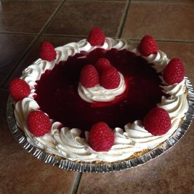 torta de cheesecake fácil