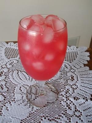 limonada do chá da paixão