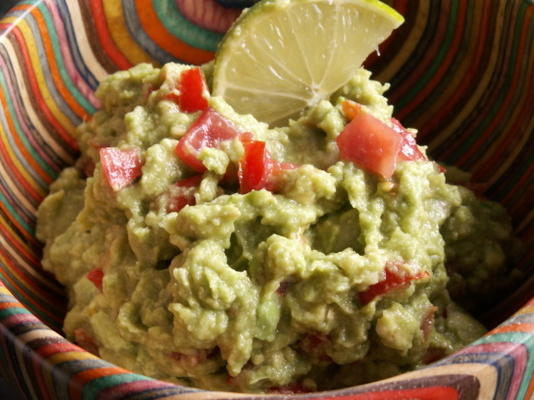 guacamole sagrado! um autêntico lanche mexicano.