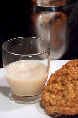 tiro de cookie de aveia