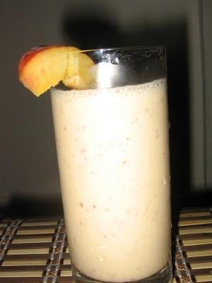 smoothie de abacaxi peachy