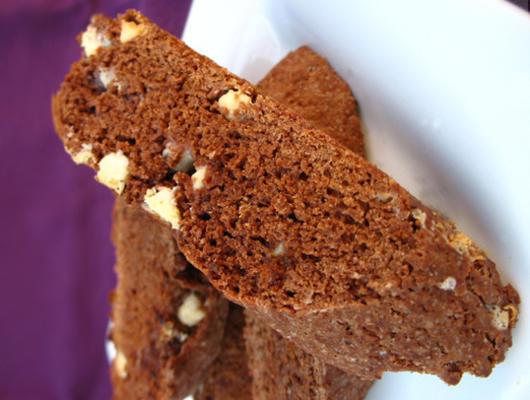 biscoito de chocolate autêntico