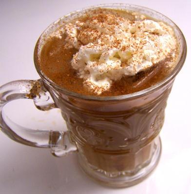 café irlandês gelado