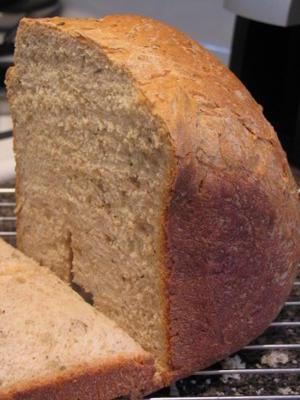 pão de trigo crunch de girassol herby (breadmaker 1 1/2 lb. pão)
