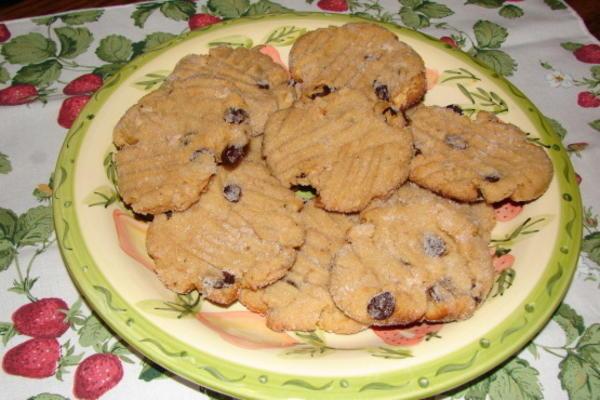 os melhores biscoitos de manteiga de amendoim