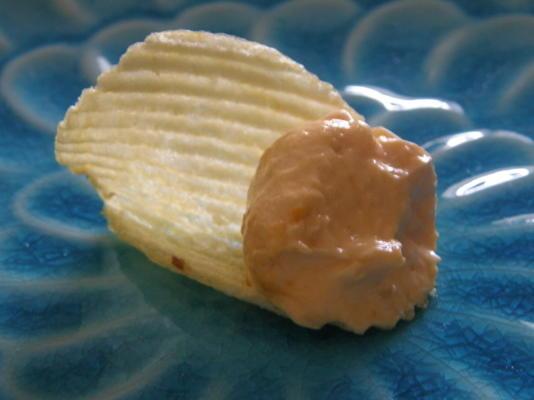 doce e picante chip dip