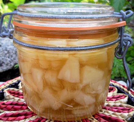 tequila de abacaxi