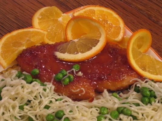 marmelada frango envidraçado