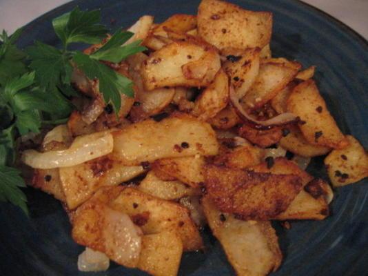 batatas fritas russas
