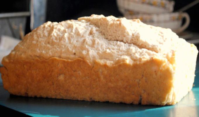 pão de cerveja da mãe