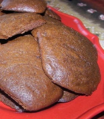derrubar bolos de gengibre (bolachas)