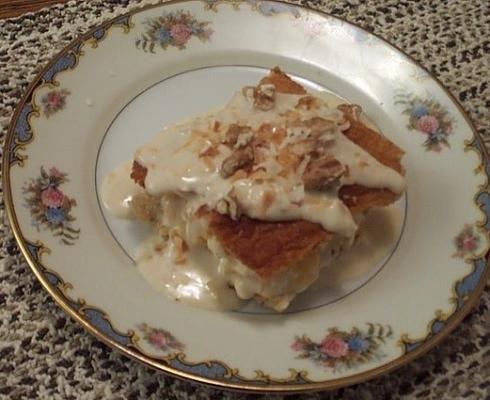 Laranja, chocolate branco e doces de damasco