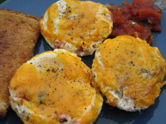 ovos grelhados