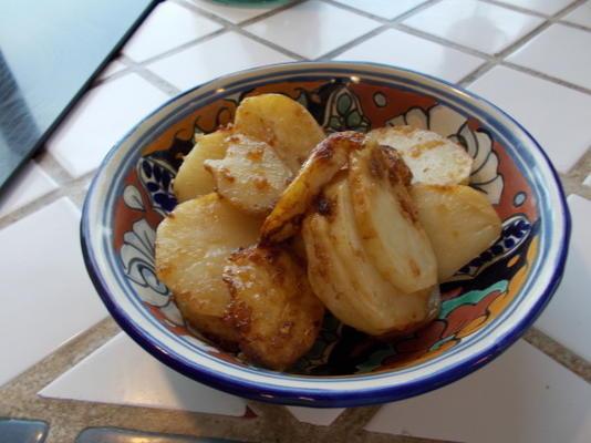as batatas de jane