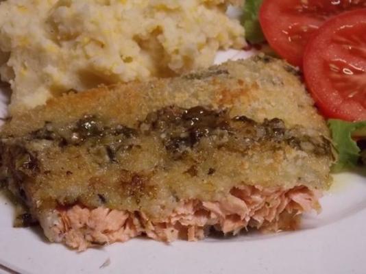 salmão assado fantástico