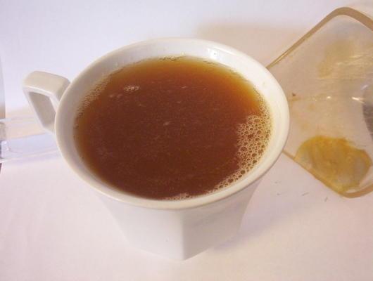 ponche de chá gelado