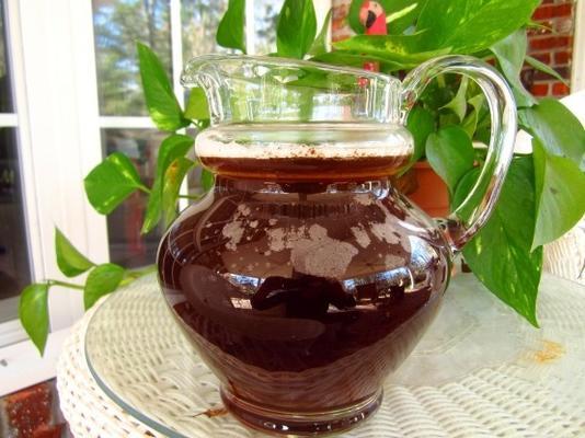 chá doce do sul