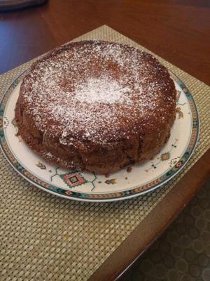 torta de schokoladen (bolo de chocolate)