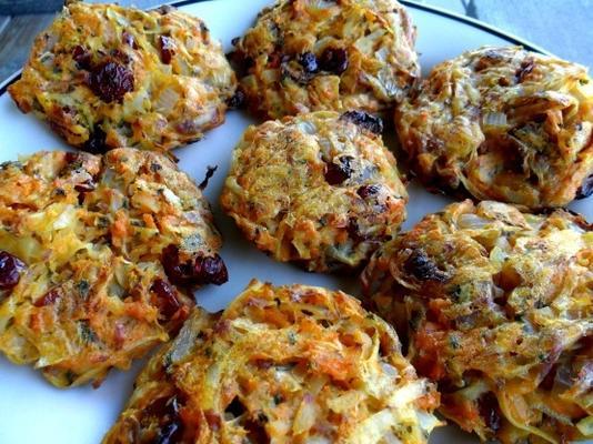 panquecas de batata-doce (vegan)