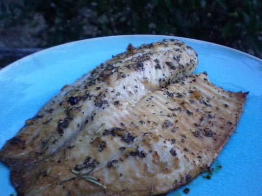 marinada de marmie para peixe