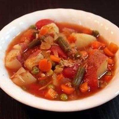 sopa de caranguejo maryland