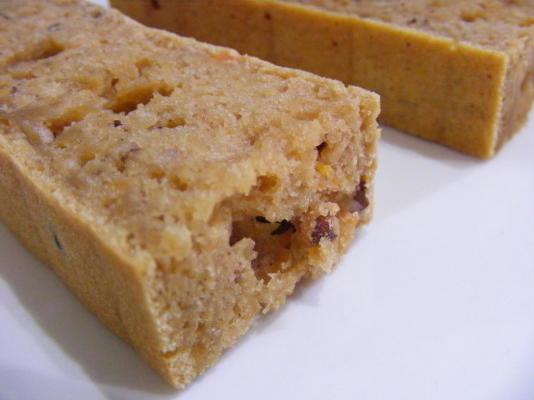 pão de batata doce de savana