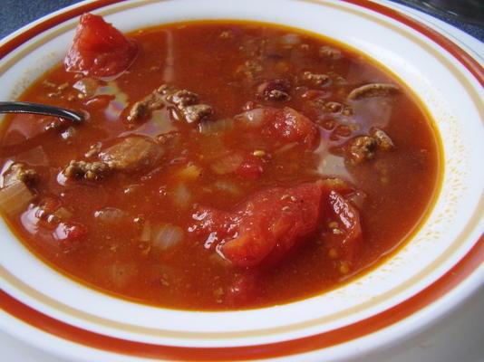 chili con carne de miss kitty