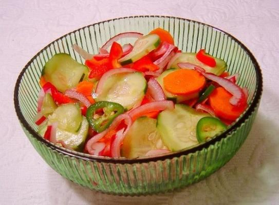 pickle de legumes estilo rápido e easythai