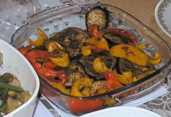 legumes grelhados de outono