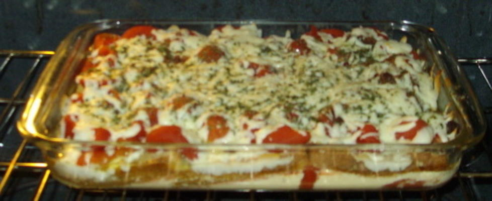 torta de tomate de gramma
