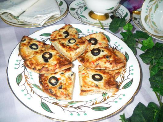aperitivos de queijo feta