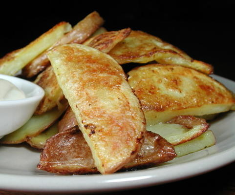 chips de forno