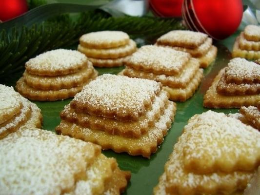 terassenkuchen (bolinhos de bolo de terraço)