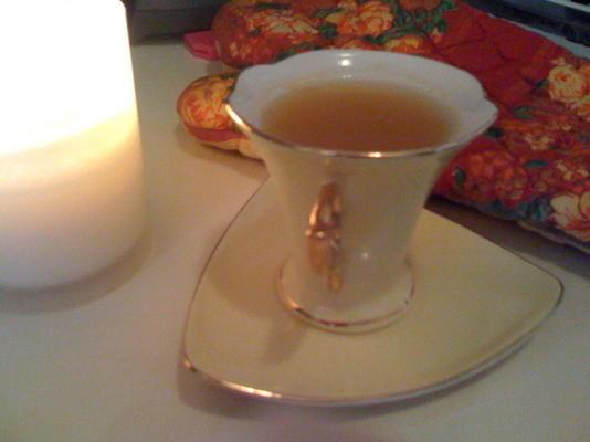 chá de grapefruit