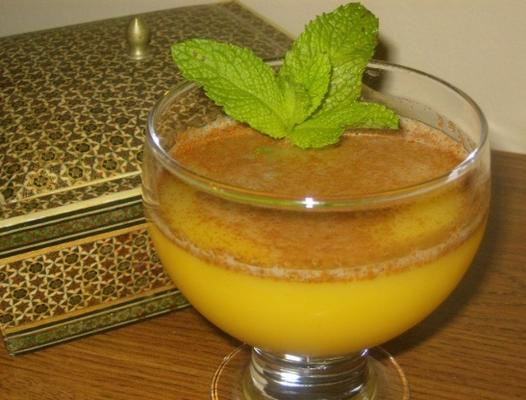suco de laranja bebida (litcheen awasahr)