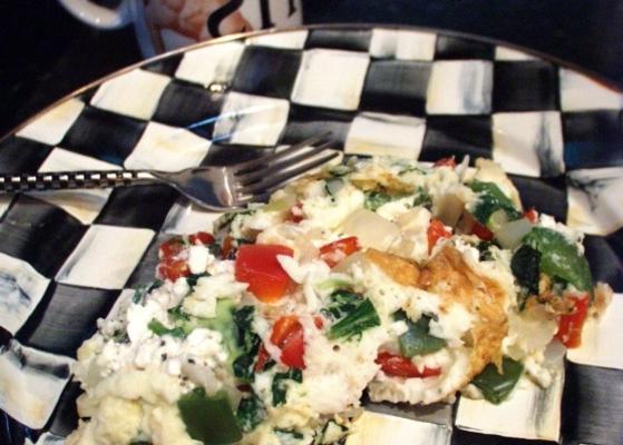 ww omelete inspirado grego inspirado grego