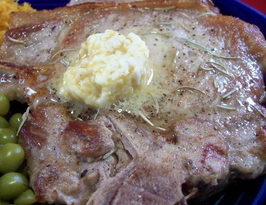 manteiga de mel mostarda