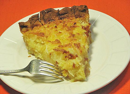torta de abacaxi havaiano