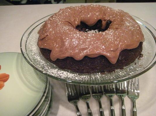 bolo de banana com gotas de chocolate duplo (leve)