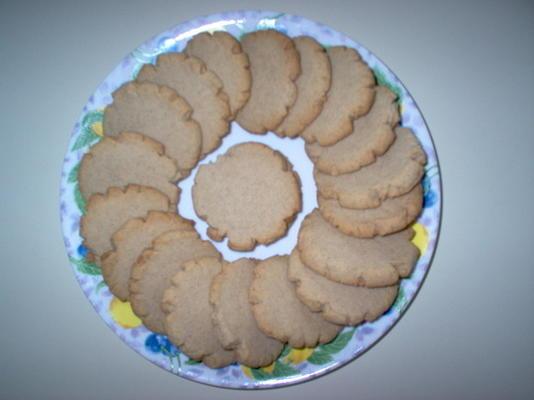 biscoitos de especiarias (bolachas)