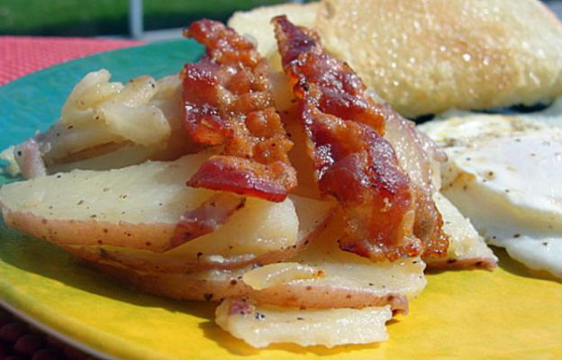 batatas de cinco minutos galesas
